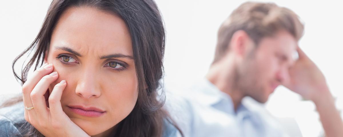 Мужчина-женщина отношения не получаются